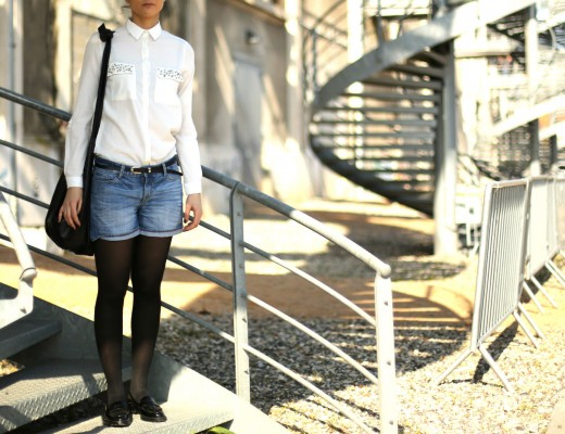 lookbook - mlle.be by Candice Guillon