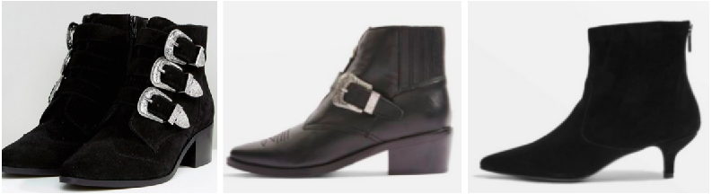 HOW TO WEAR - Sélection chaussures - mlle.be