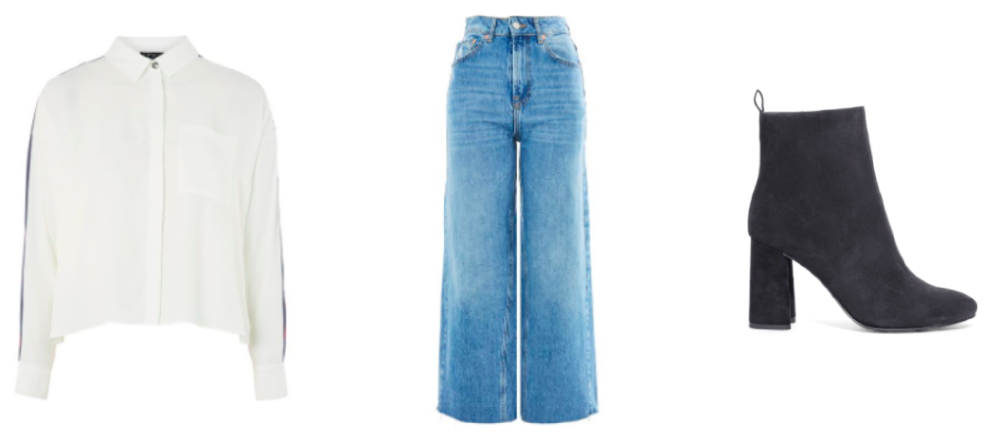 How to wear - Le jean - Mlle.Be