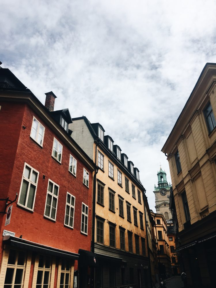 Travel to Stockholm - Mlle.Be